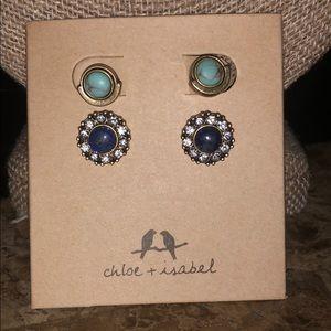 Positiano earring Set w/ Mix Match Jackets